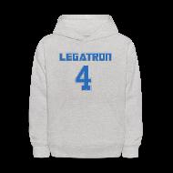 Sweatshirts ~ Kids' Hoodie ~ Legatron