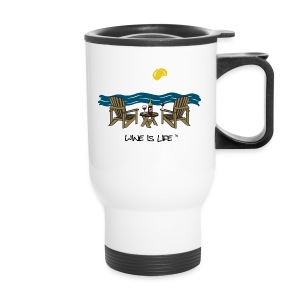 Adirondack Chairs - Travel Mug