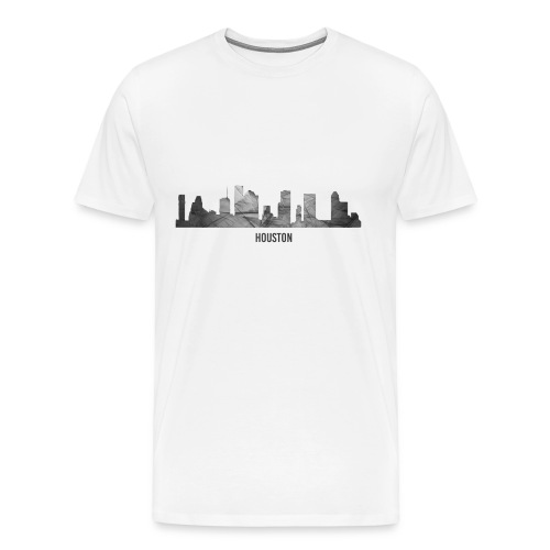 Houston Huricane Harvey Relief Shirt   - Men's Premium T-Shirt