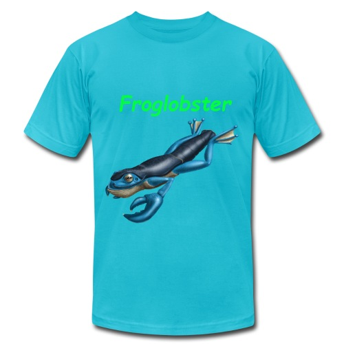 froglobster shirt - Men's Fine Jersey T-Shirt