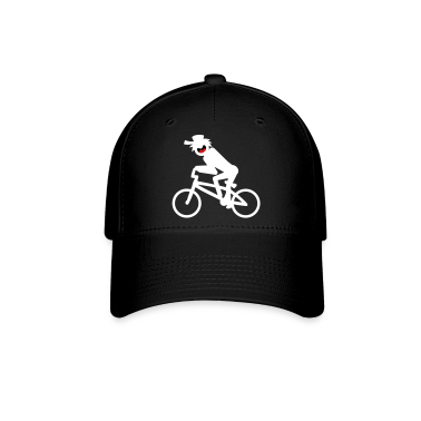 BMX Stickman Ball Cap 1