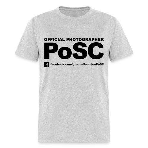 Official Photographer (Black Graphics) - Men's T-Shirt