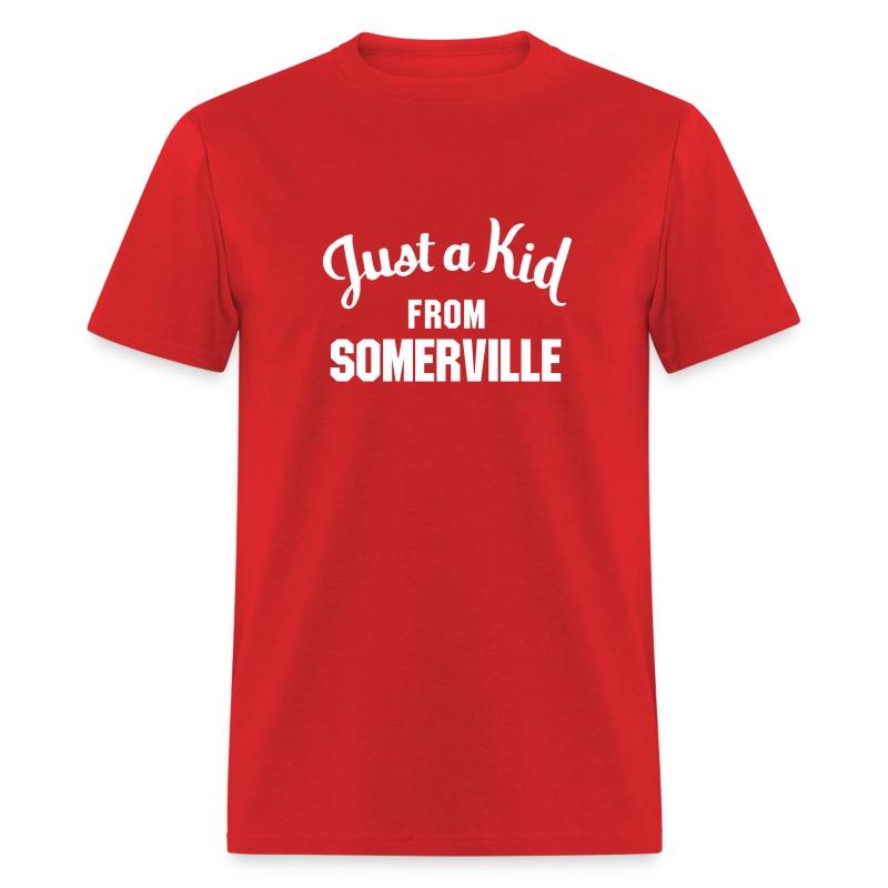 Just a Kid from Somerville - Men's T-Shirt