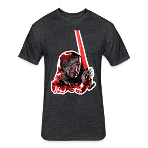 Sith Lord Voldemort - Fitted Cotton/Poly T-Shirt by Next Level
