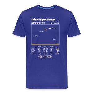 Men's Eclipse Shirt - Men's Premium T-Shirt