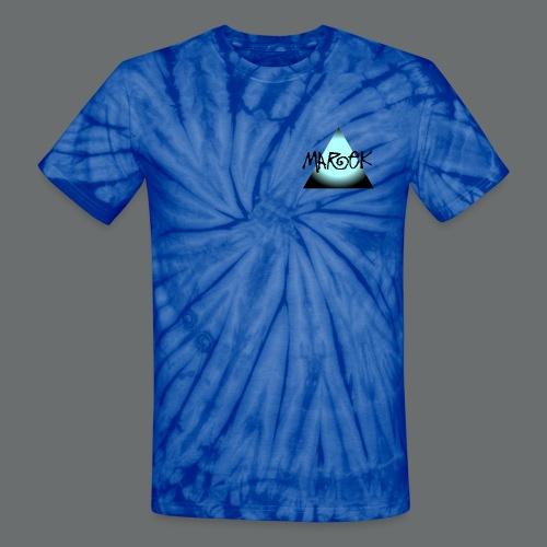 Tie Dye Marek shirt - Unisex Tie Dye T-Shirt