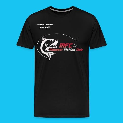 Martin Lapierre Pro Staff - Men's Premium T-Shirt