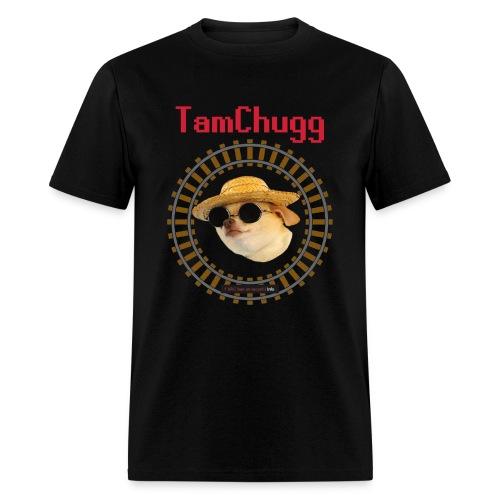 tamchugg cool dog - Men's T-Shirt