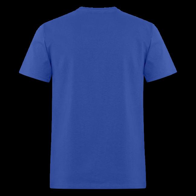 T-shirt pour hommes «Dragon liquide»
