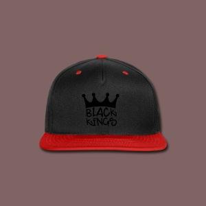 Black Kings  - Snap-back Baseball Cap