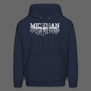 My Michigan Roots - Men's Hoodie