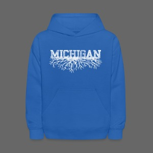 My Michigan Roots - Kids' Hoodie