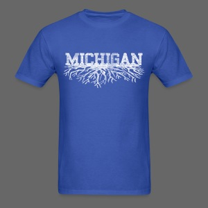 My Michigan Roots - Men's T-Shirt