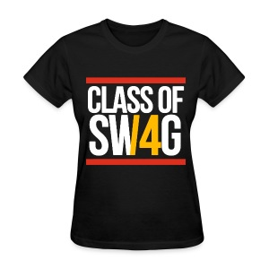 Class of SWAG14 Yellow Red - Women's T-Shirt
