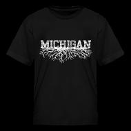 Kids' Shirts ~ Kids' T-Shirt ~ My Michigan Roots