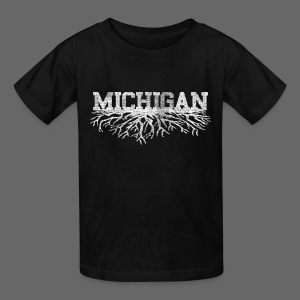 My Michigan Roots - Kids' T-Shirt