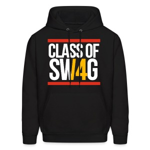 Class of SWAG14 Yellow Red - Men's Hoodie