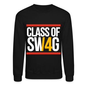 Class of SWAG14 Yellow Red - Crewneck Sweatshirt