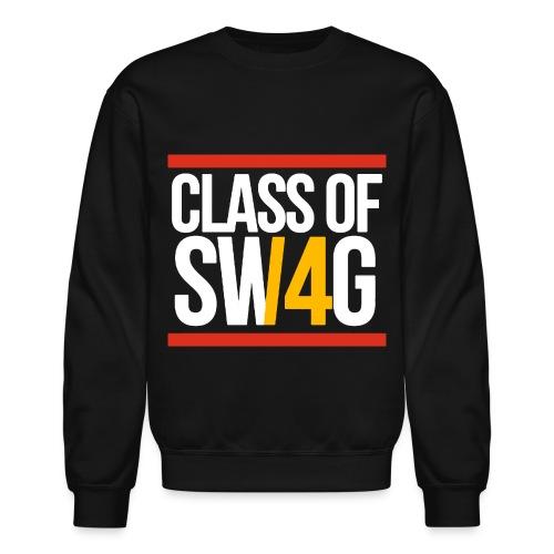 Class of SWAG14 Yellow Red - Crewneck Sweatshirt