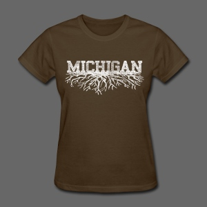 My Michigan Roots - Women's T-Shirt