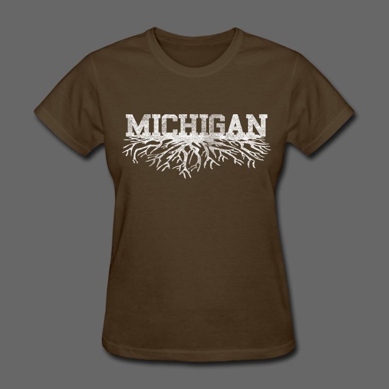 My Michigan Roots - Women's T-Shirt