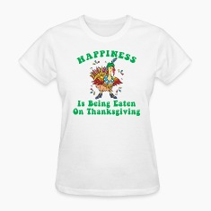 Funny Women's Thanksgiving T-Shirt