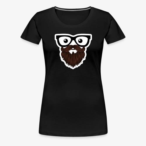 Brews Face T - Women's Premium T-Shirt