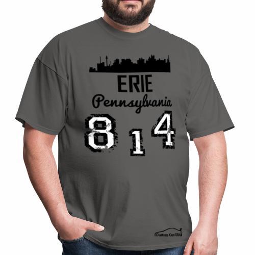 Erie City 814  - Men's T-Shirt