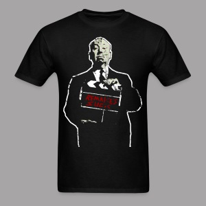 Horror Remakes Suck Hitchcock Horror T Shirt - Men's T-Shirt