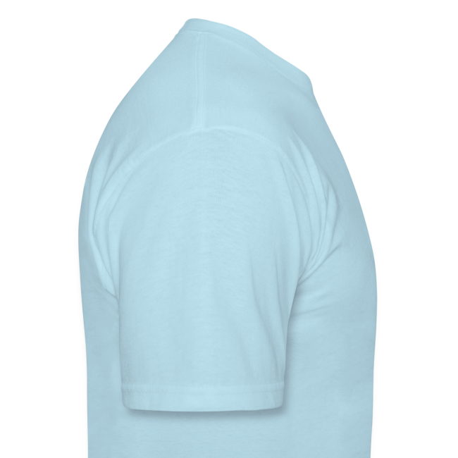 T-shirt pour hommes «Dragon liquide» logo noir