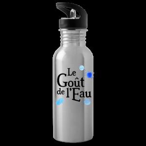 Bouteille «Le Goût de l'Eau» - Gourde