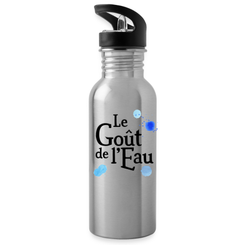 Bouteille «Le Goût de l'Eau» - Water Bottle