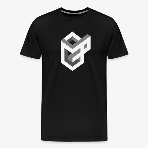 AsGeeksGo Logo T - Men's Premium T-Shirt