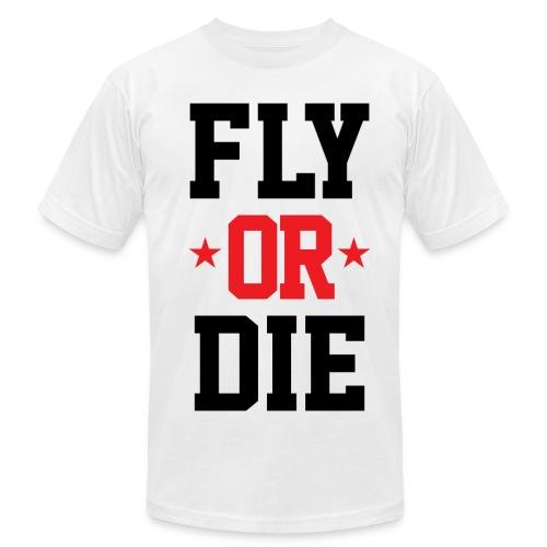 JUSTDIE - Men's Fine Jersey T-Shirt