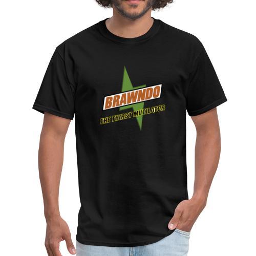Brawndo Shirt (Men's) Fruit of The Loom - Men's T-Shirt