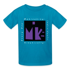 M.I.K.E Kid's T-Shirt - Kids' T-Shirt