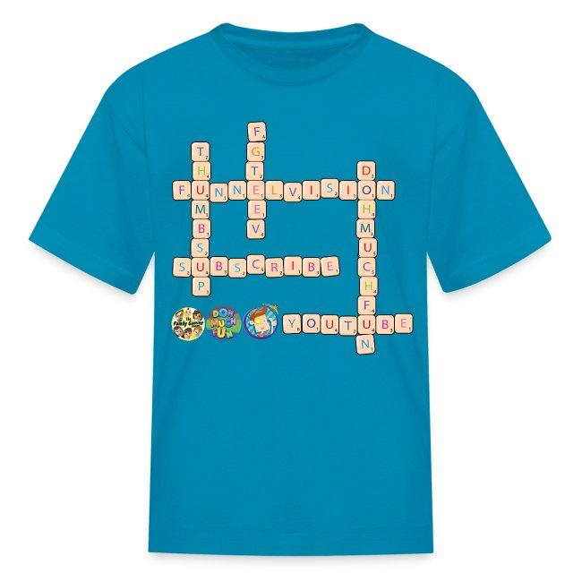 07e6cbdc1f FUNnel Vision FGTEEV Doh Much Fun & Sky Kids   Youtube Scrabble ...