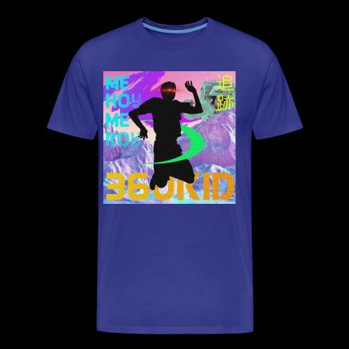 360KID mens (blue) - Men's Premium T-Shirt