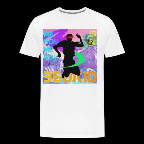 360KID men (white) - Men's Premium T-Shirt