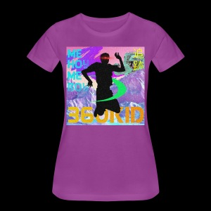 360KID wimmen shirt (purple) - Women's Premium T-Shirt