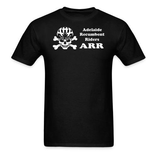 ARR Black T-Shirt - Men's T-Shirt