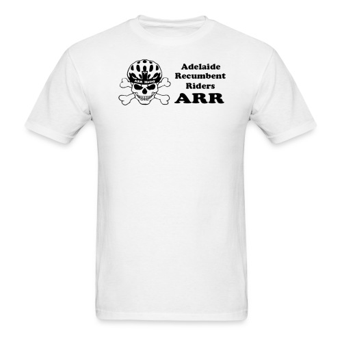 ARR White T-Shirt - Men's T-Shirt
