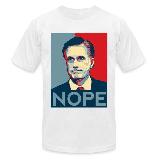NOPE - Men's Fine Jersey T-Shirt
