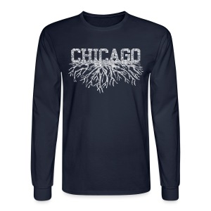My Chicago Roots - Men's Long Sleeve T-Shirt
