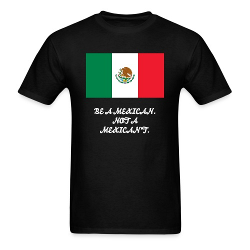 Mexican Shirt - Men's T-Shirt