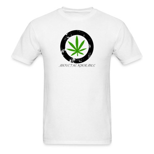 Above The Ignorance (Mens) - Men's T-Shirt