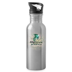 Map Logo Water Bottle - Water Bottle