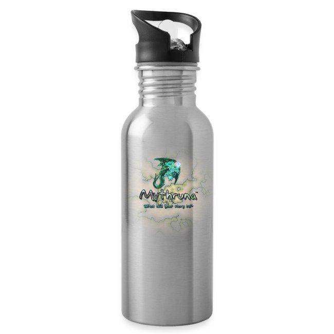 Map Logo Water Bottle