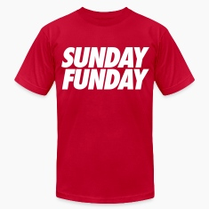 Sunday Funday T-Shirts - stayflyclothing.com