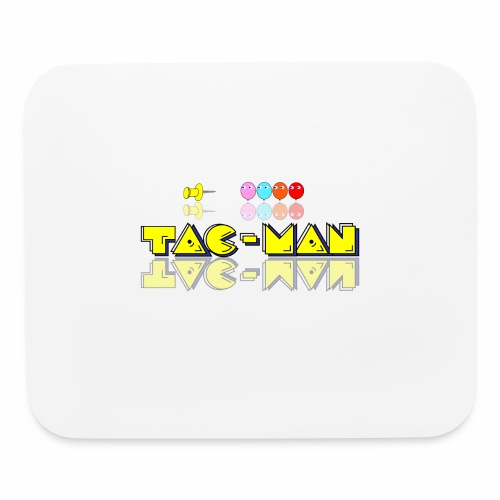 TacMan Mouse Pad - Mouse pad Horizontal